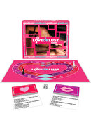 Love Or Lust Board Game